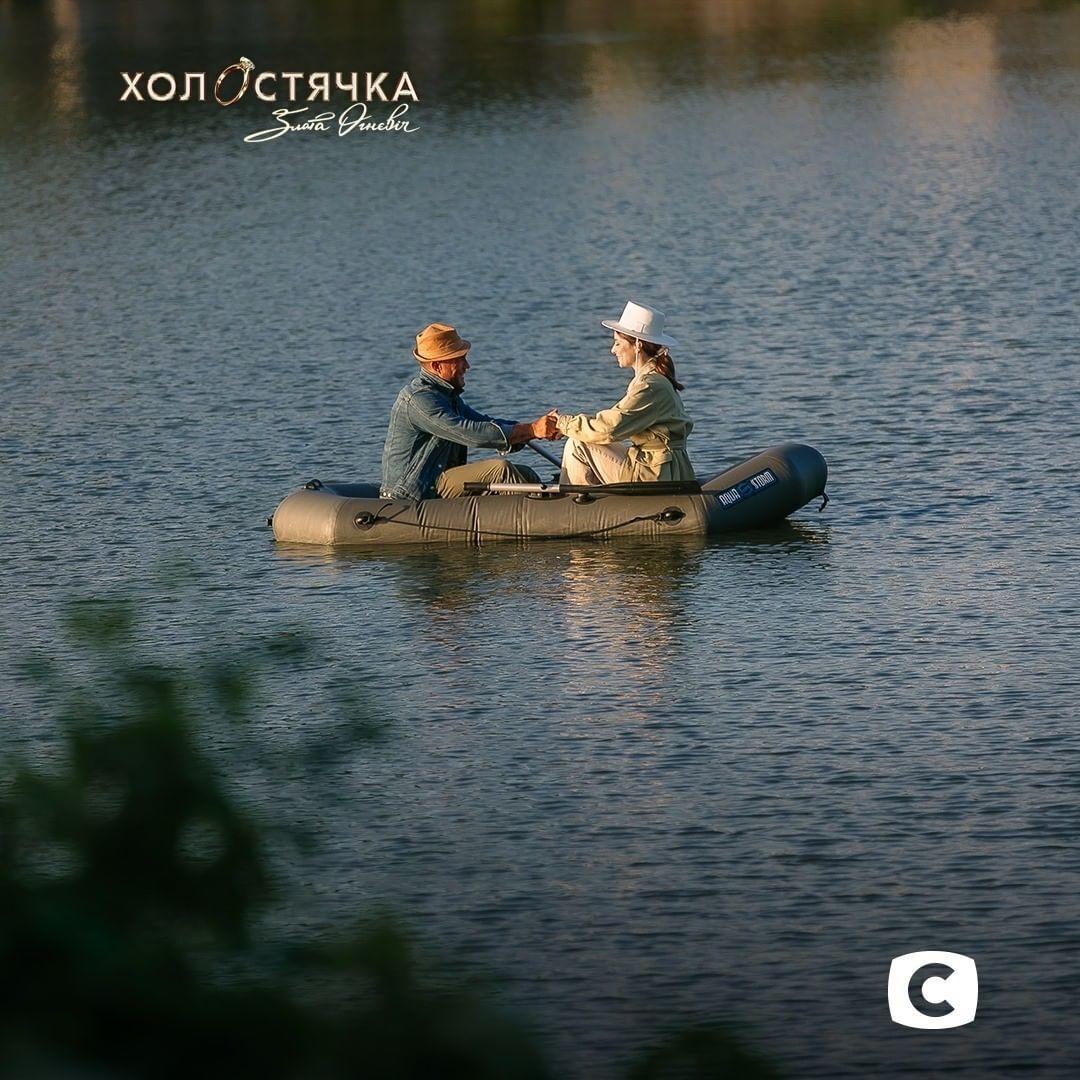 Свидание Олега и Златы