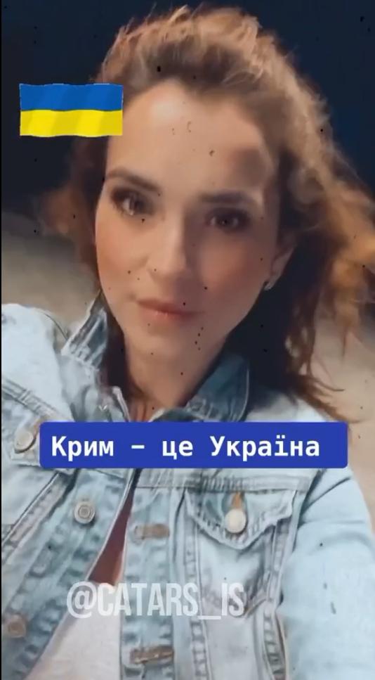 TikTok-блогерка Христина під ніком khristina505