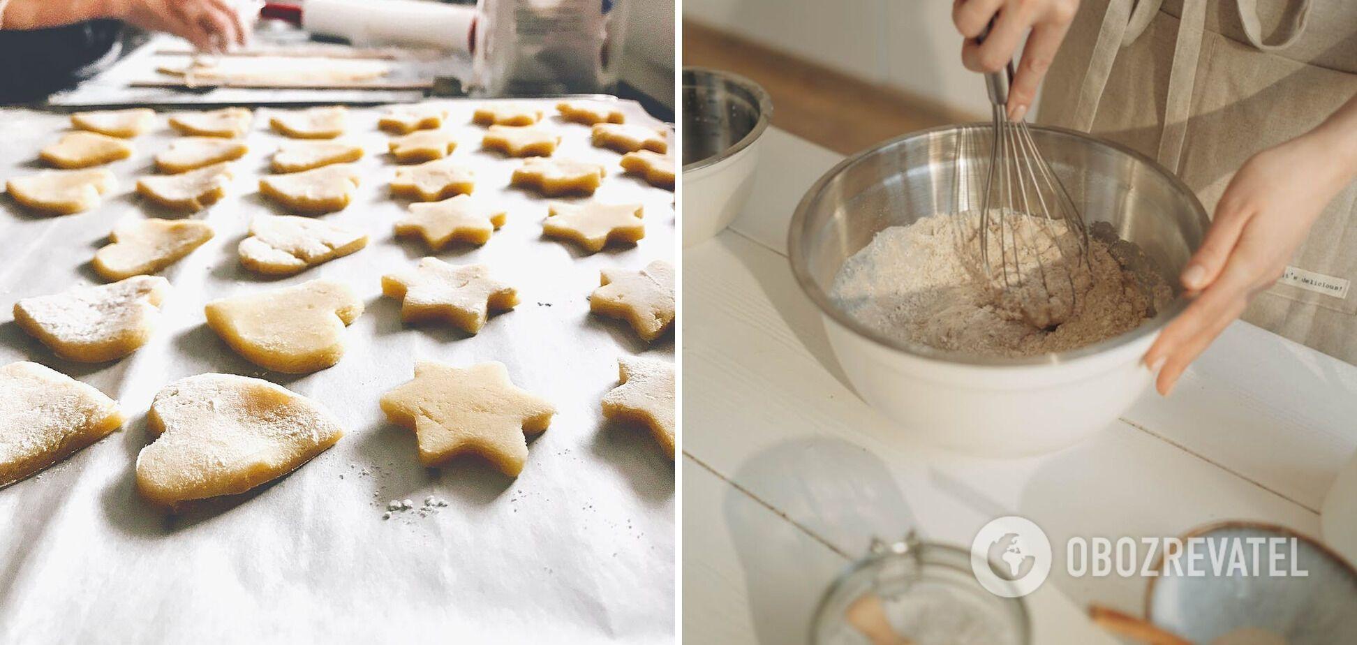 Процес приготування морквяного печива