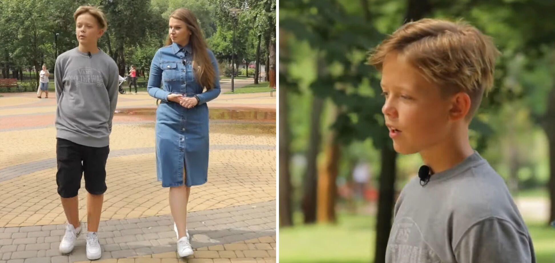 Андрій Потапенко зізнався, що хоче досягти всього без допомоги батьків