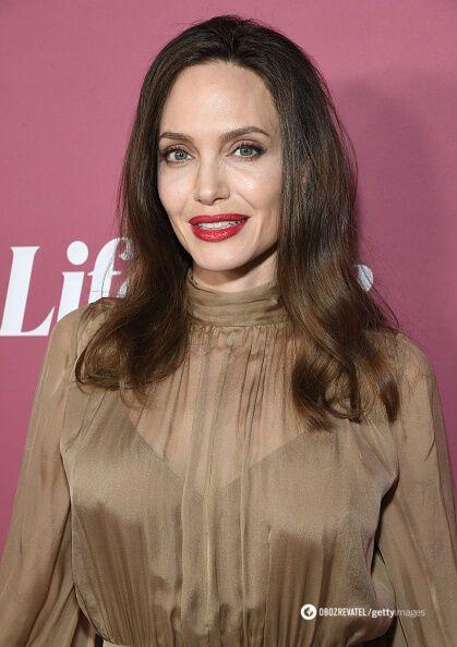 Анджеліна Джолі.