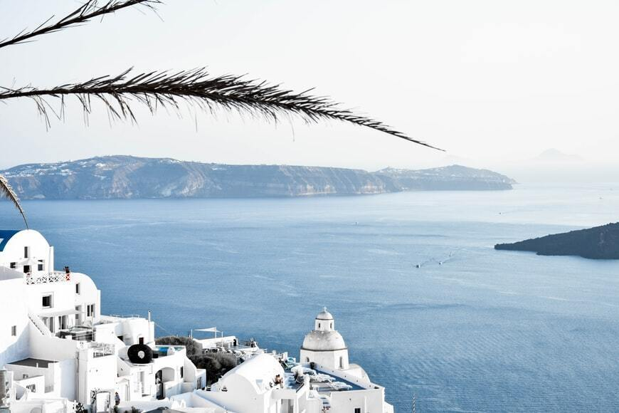 Отдых в Греции.