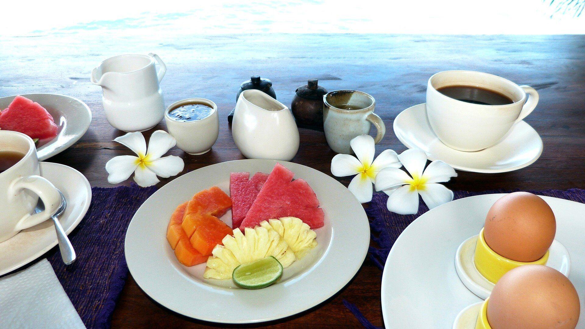Поснідати на Балі можна дешевше за 2$.
