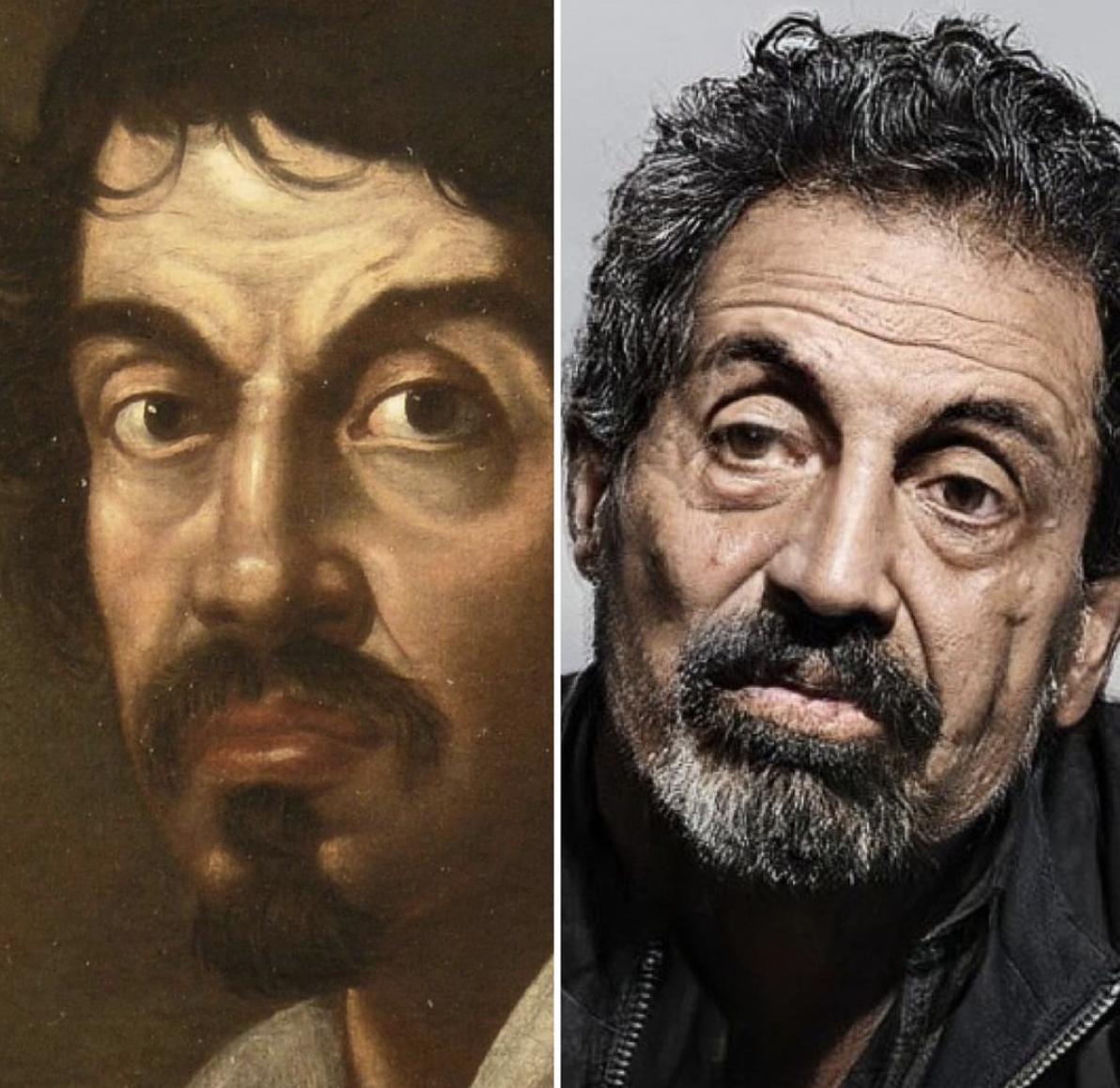 Італійський художник Мікеланджело да Караваджо