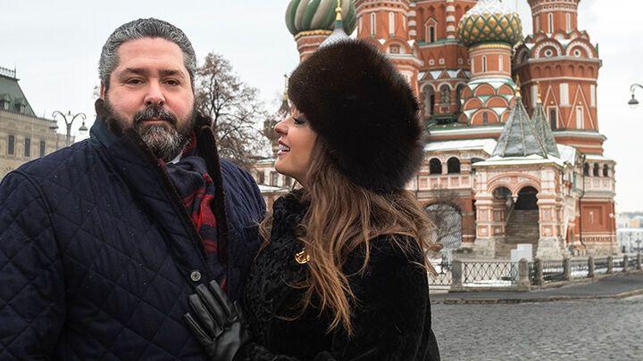 Закохані в Москві
