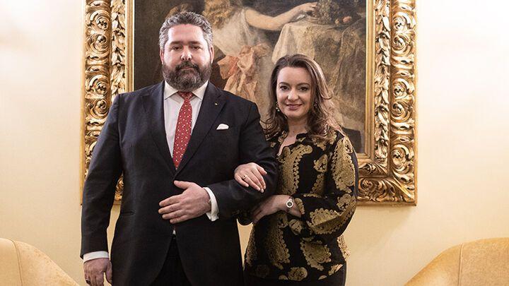 Князь Романов народився в Іспанії