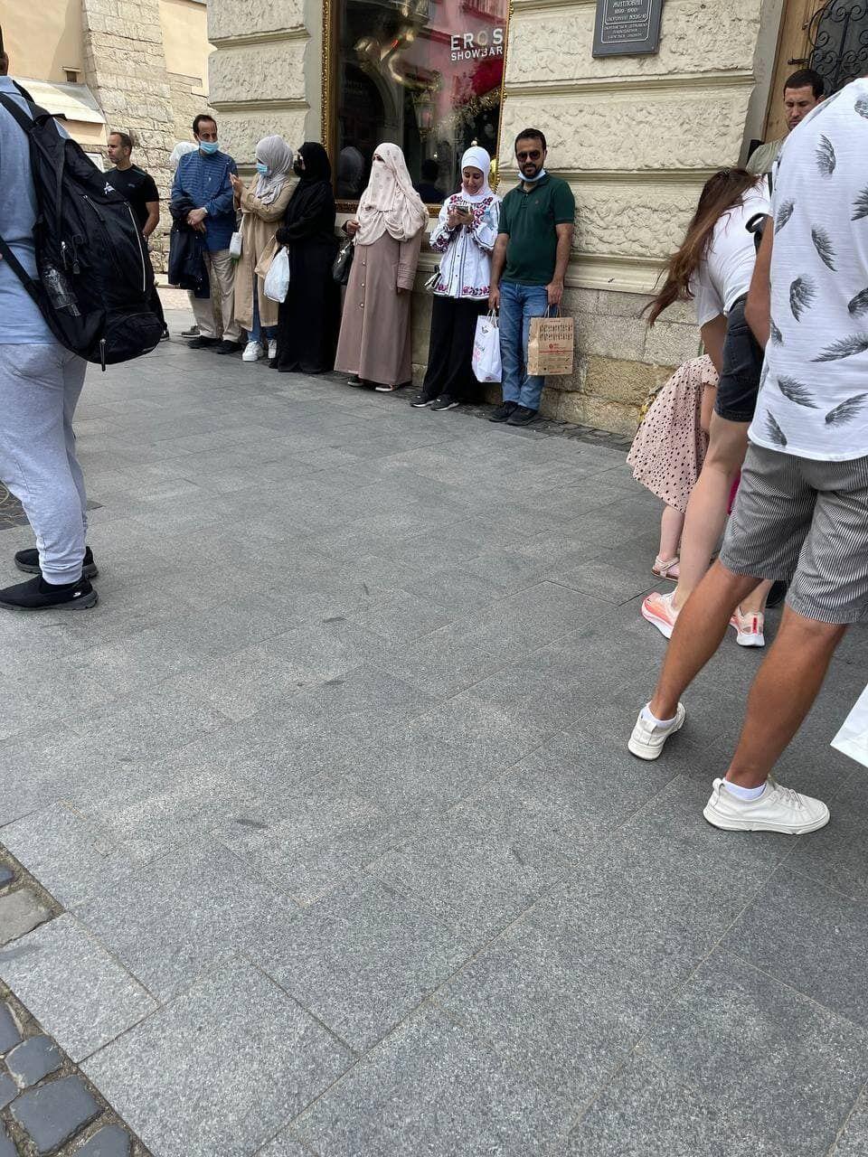 В 2021 году арабские туристы открыли для себя Львов.