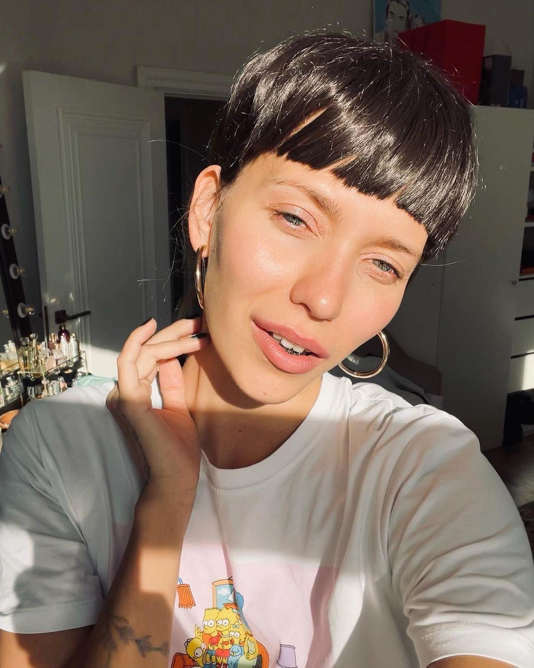 Регина Тодоренко изменила образ.