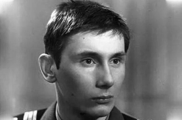 Юрий Луценко в армии.