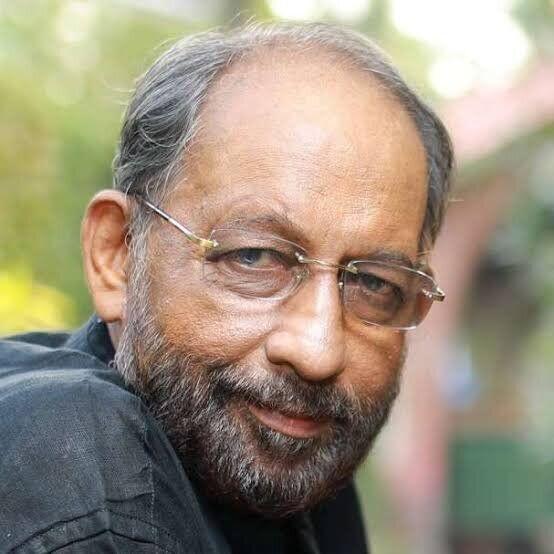 Индийский актер Недумуди Вену.