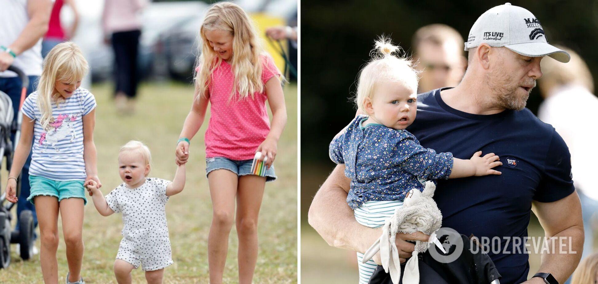 Лена Элизабет Тиндалл является внучкой принцессы Анны.