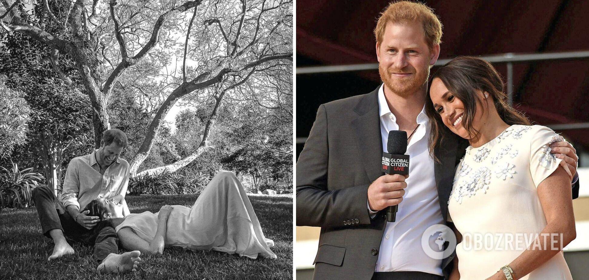 Принц Гарри и Меган Маркл стали родителями во второй раз.