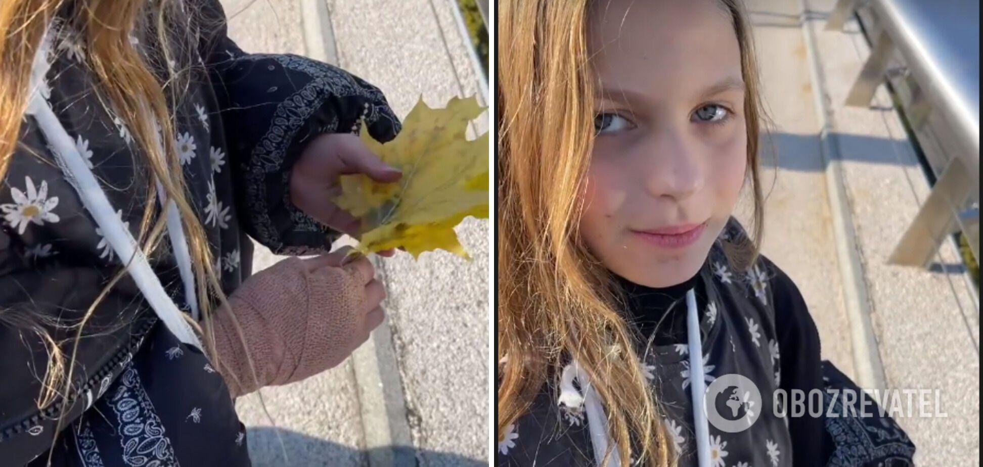 10-летнюю Алису укусил кот