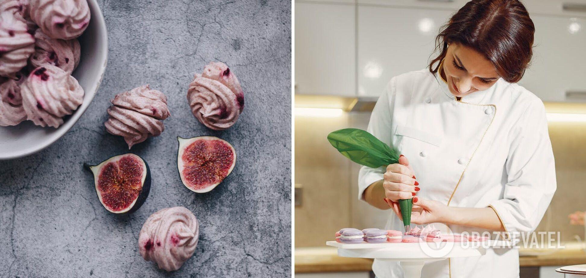 Процес приготування десерту