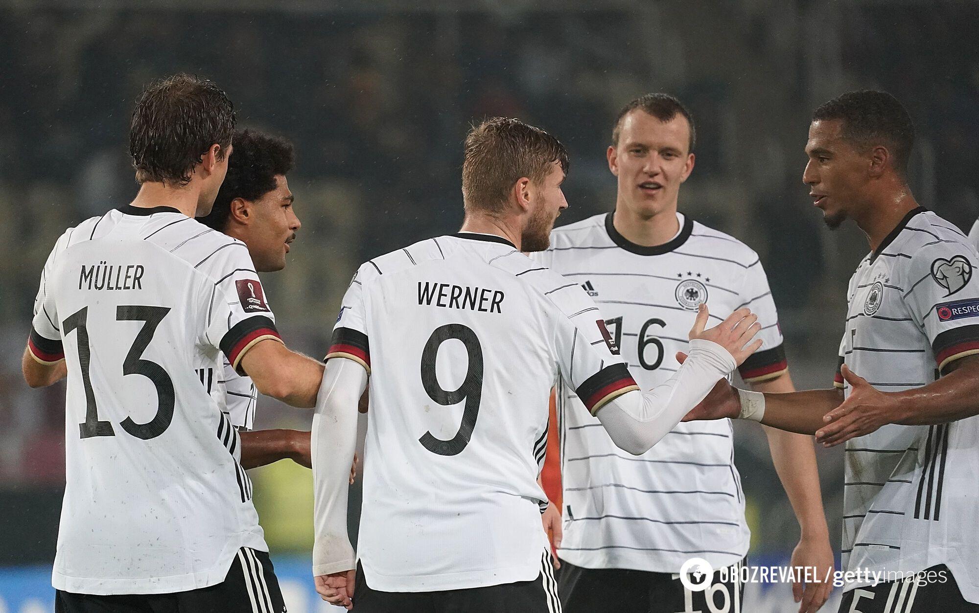 Германия стала первой участницей ЧМ от Европы.