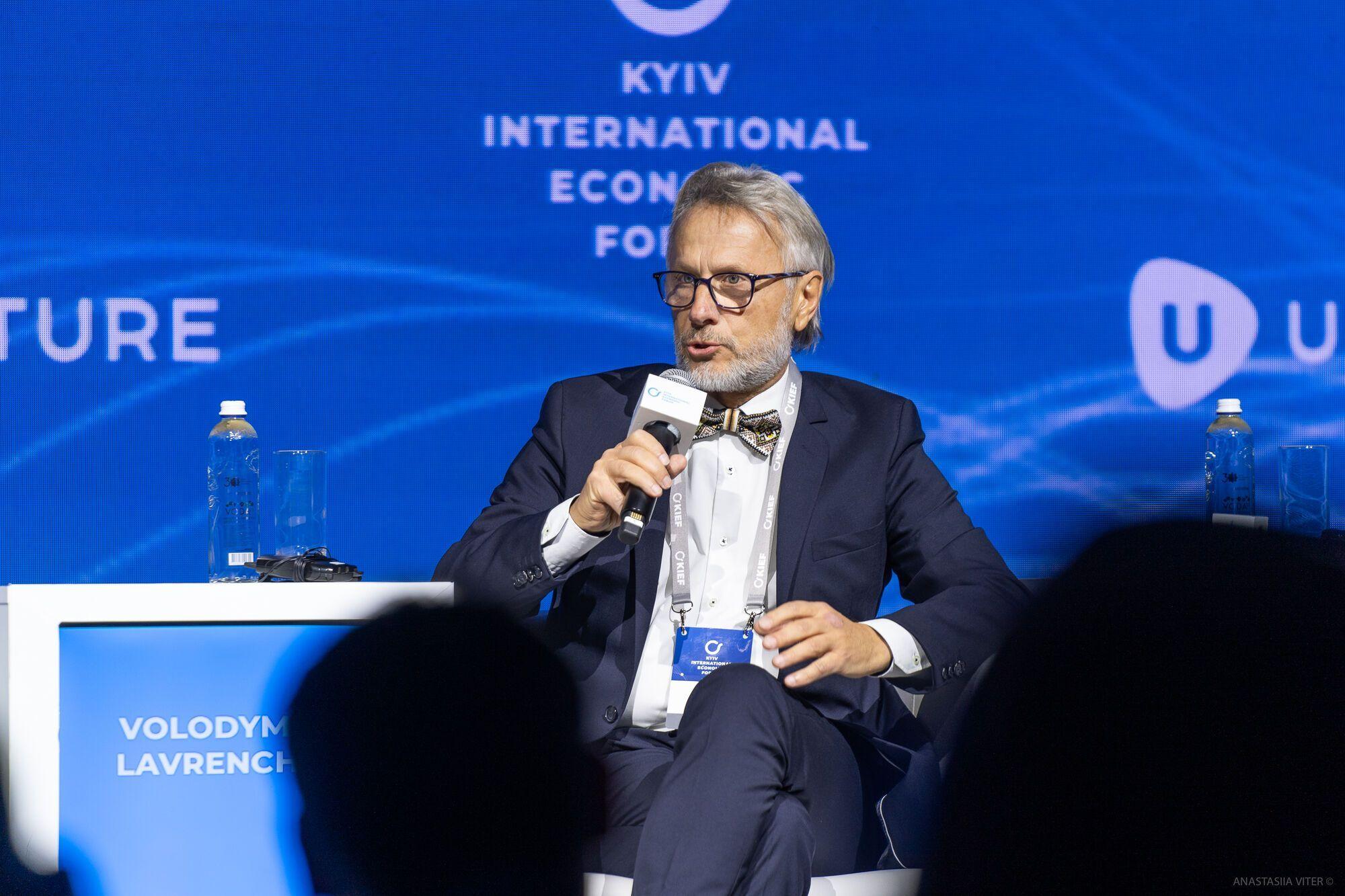 Региональный директор NEQSOL Holding Ukraine Владимир Лавренчук