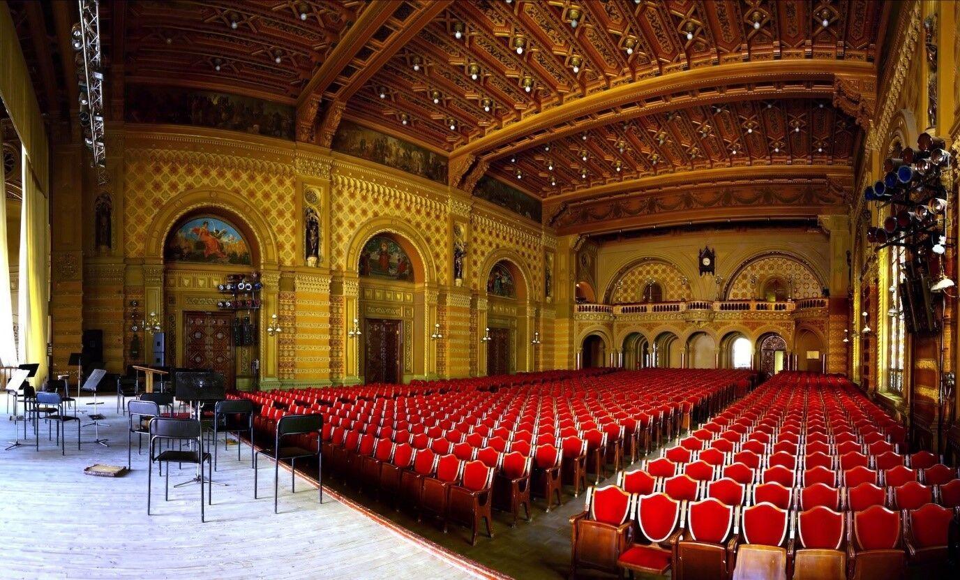 В областной филармонии в Одессе начнутся работы по реставрации здания Бернардацци