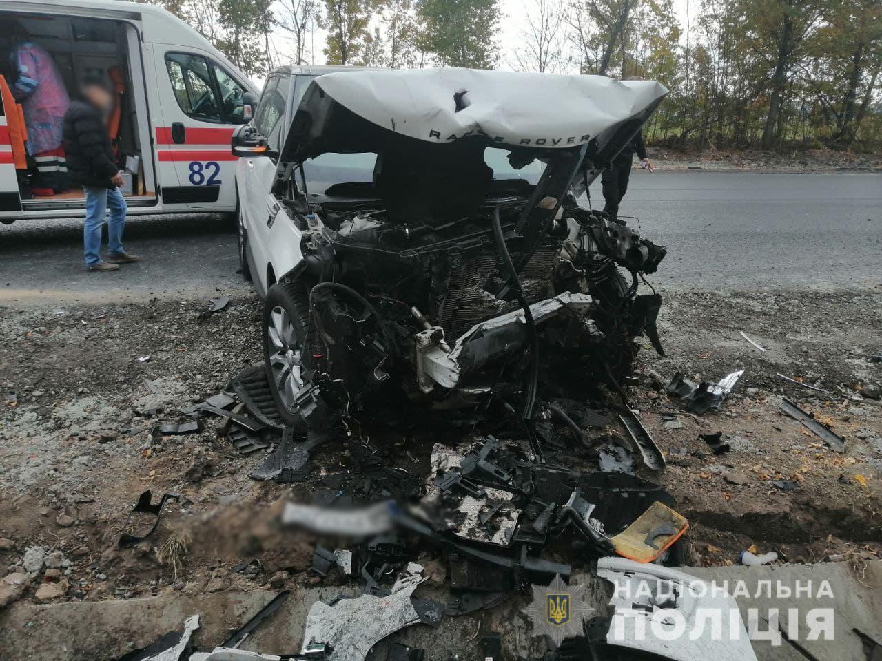 Водитель и пассажирка Citroën погибли
