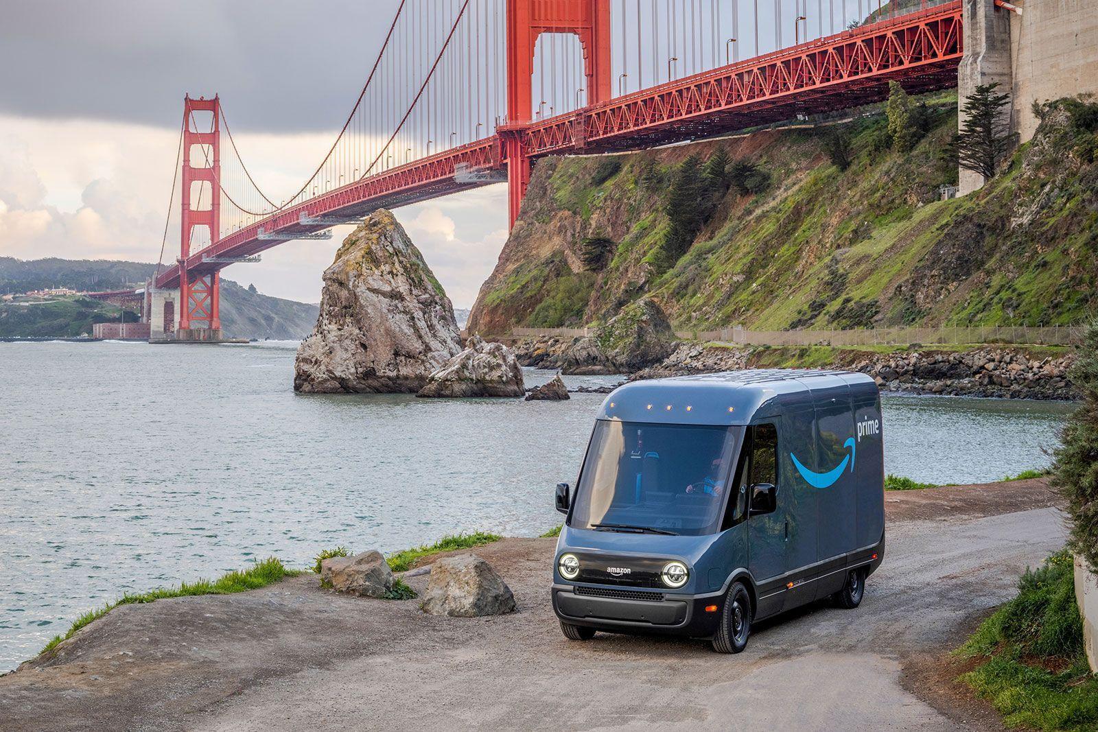 Прототипы фургона проходят тесты в условиях реальной эксплуатации