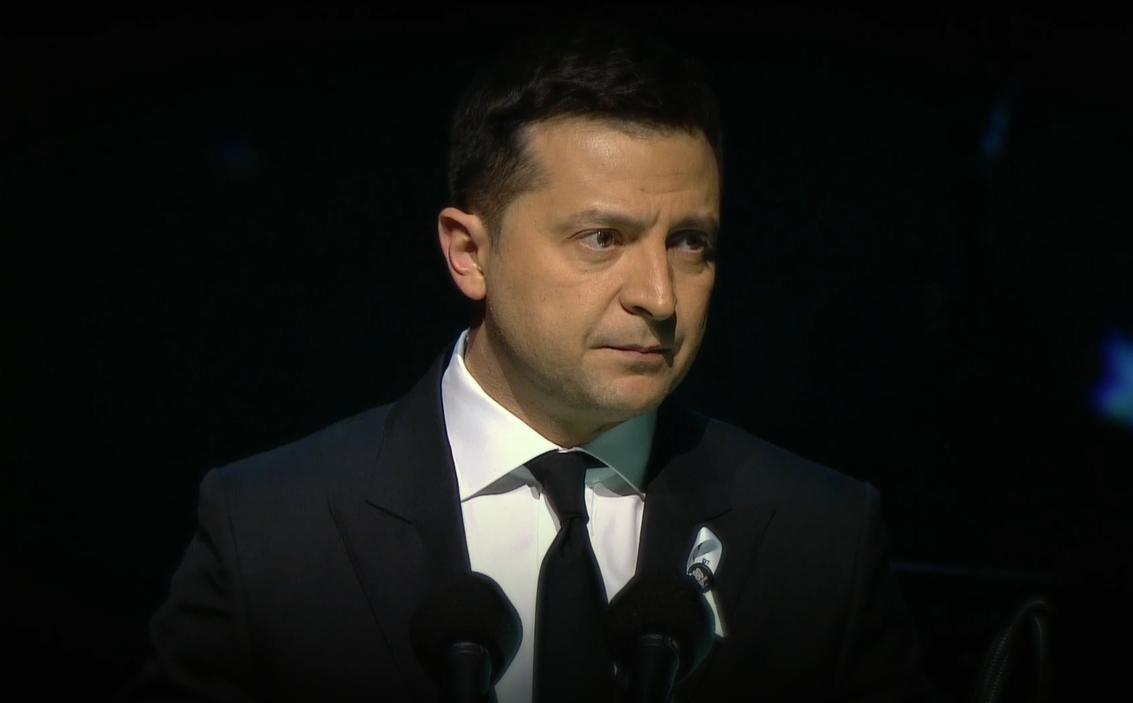 Зеленский рассказал об открытии мемориального комплекса.