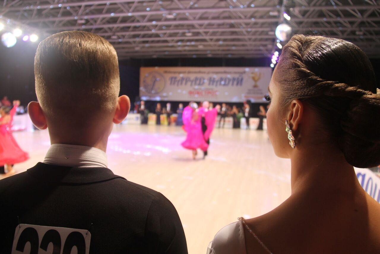 """""""Парад надежд"""" – настоящий драйвер развития спортивного бального танца в Украине"""
