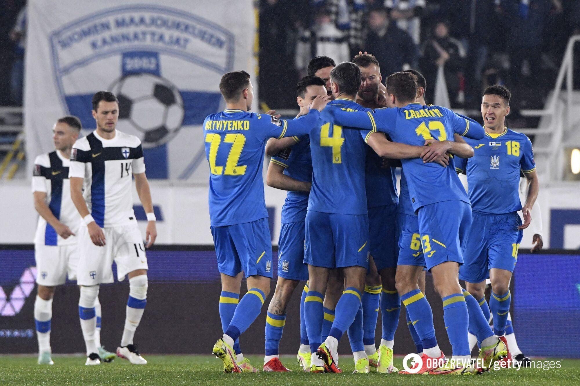 Украина сыграет 8-й тур дома