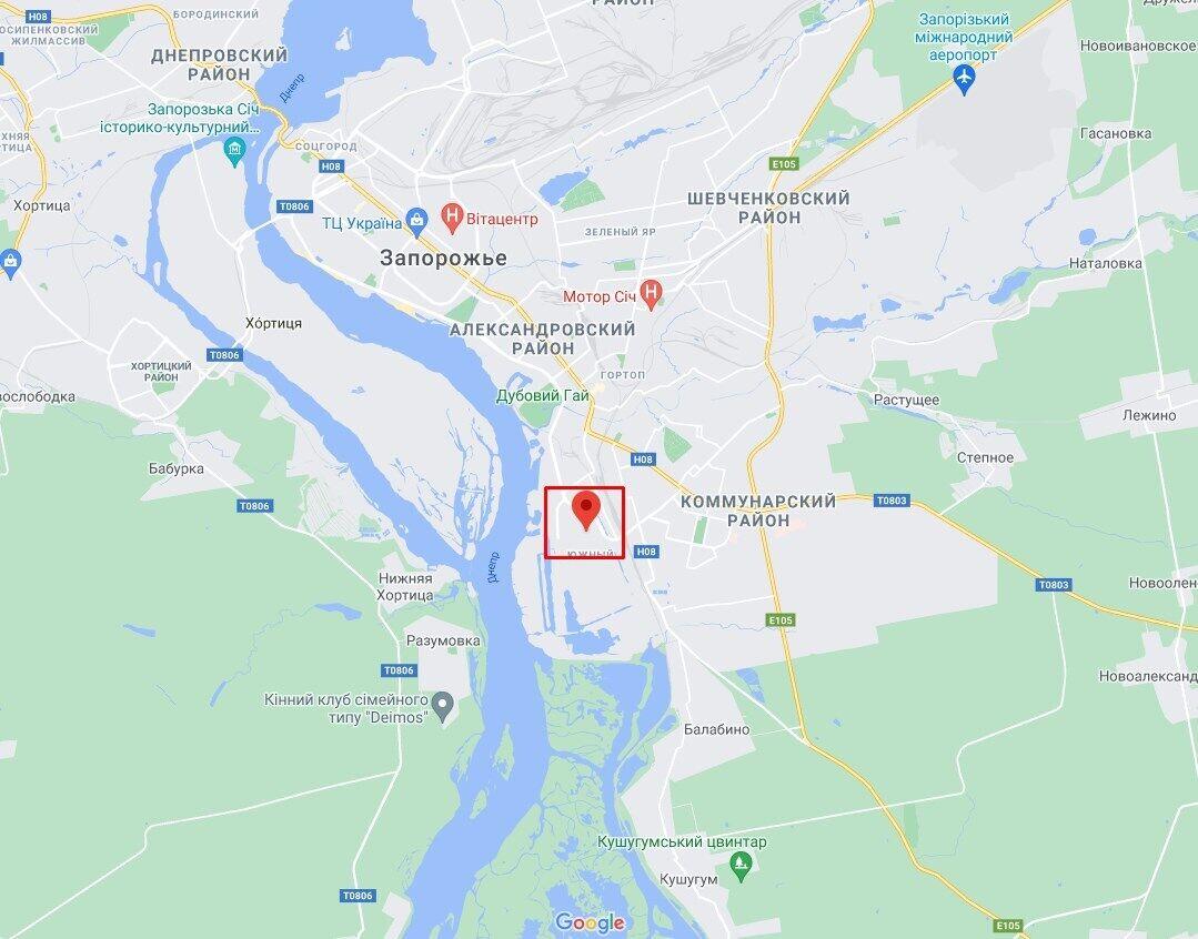 Инцидент произошел на улице Новокузнецкой.