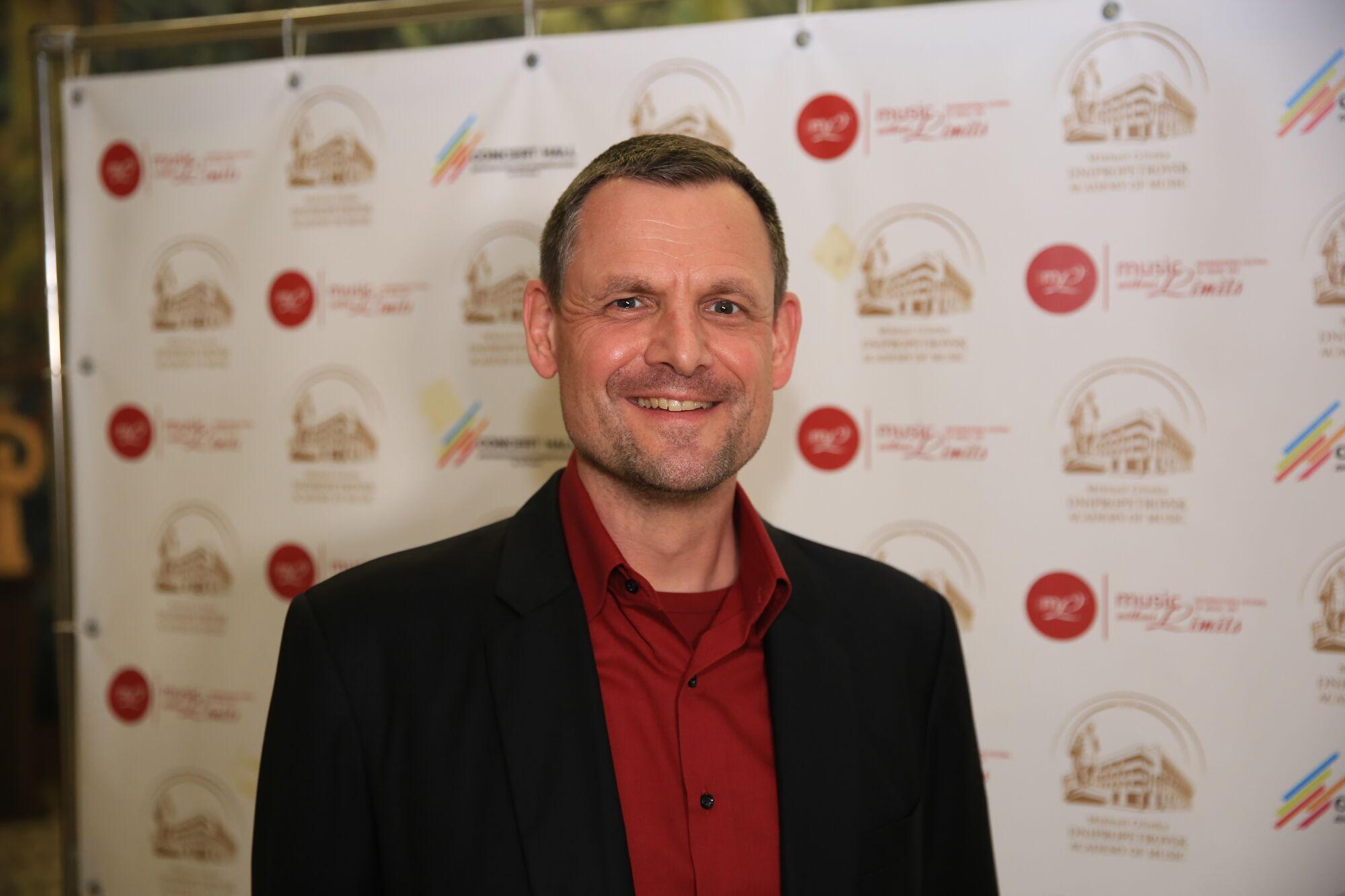 Лауреат международных конкурсов Маркус Нидермайер (Швейцария, Германия)