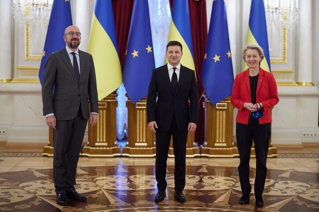 Представители Украины и ЕС примут совместное заявление после саммита