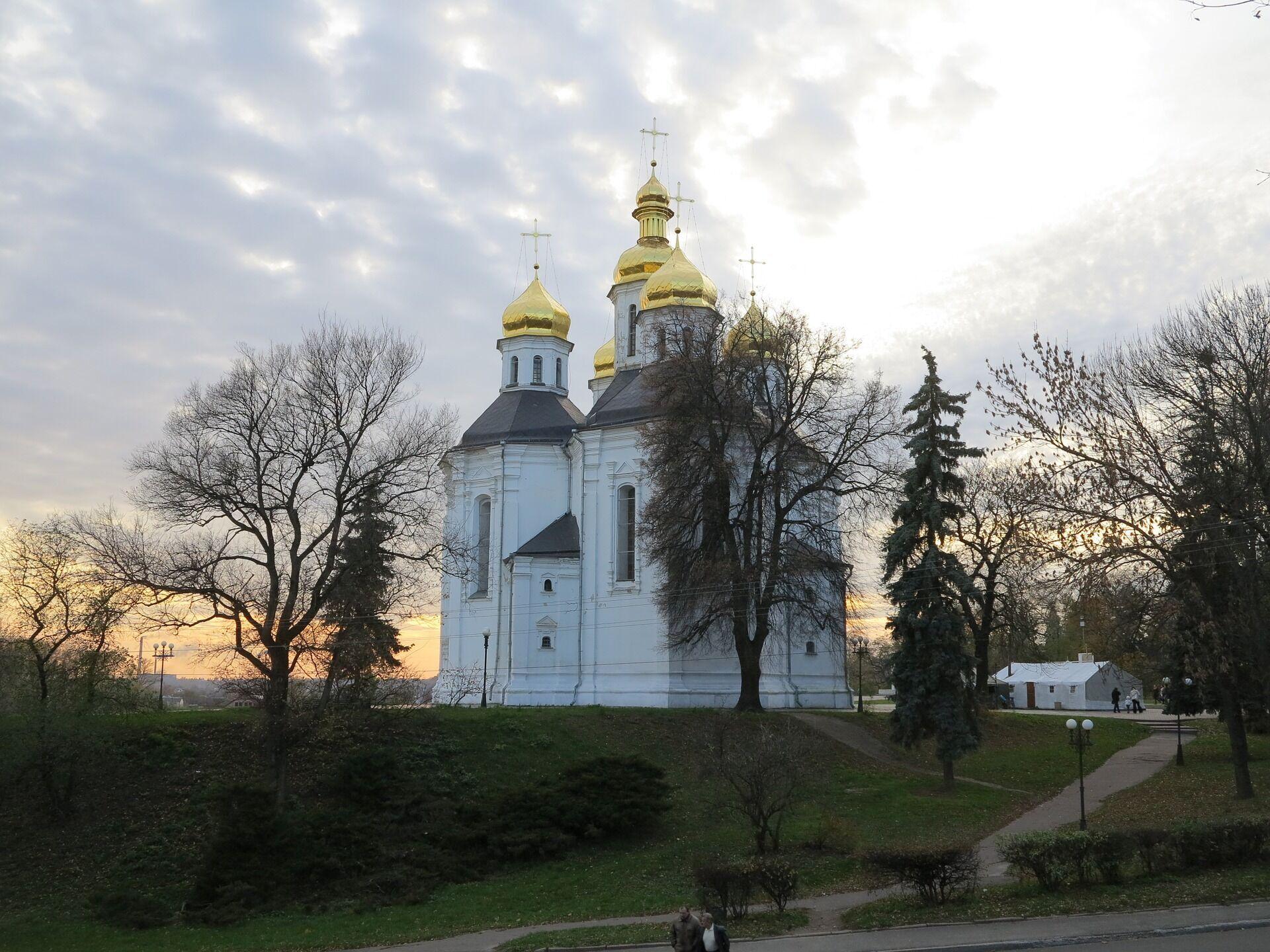 Чернигов - город с древней историей.