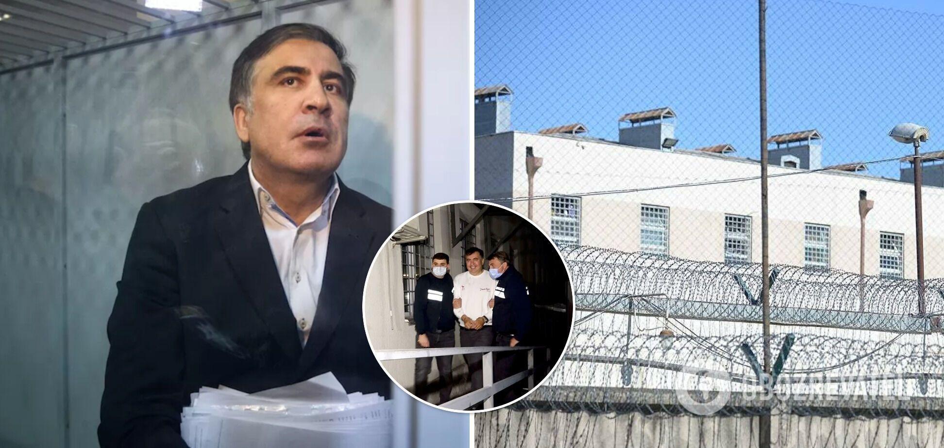 По словам Ясько, состояние Саакашвили с каждым днем становится все более критическим