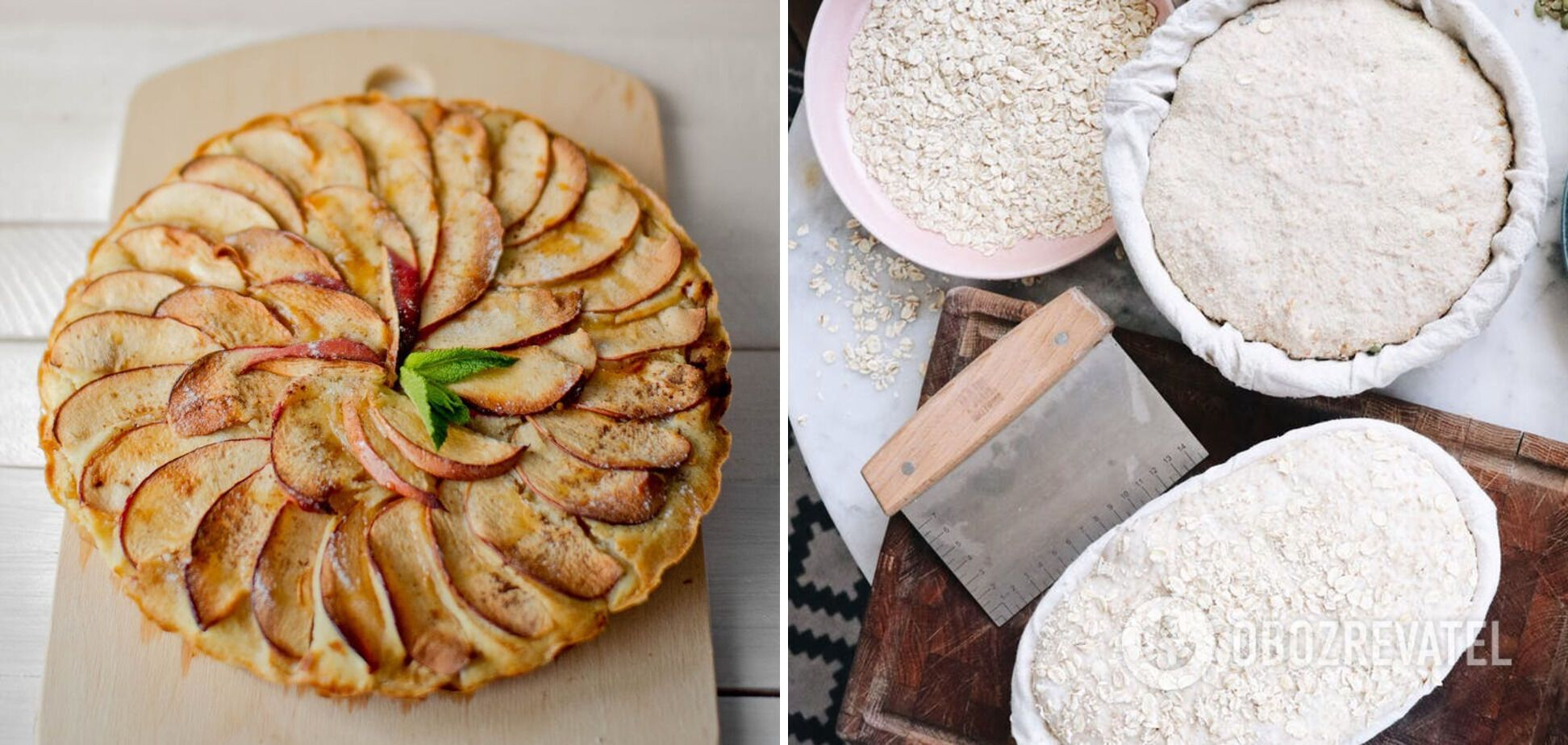 Пирог с яблоками – замечательный праздничный пирог