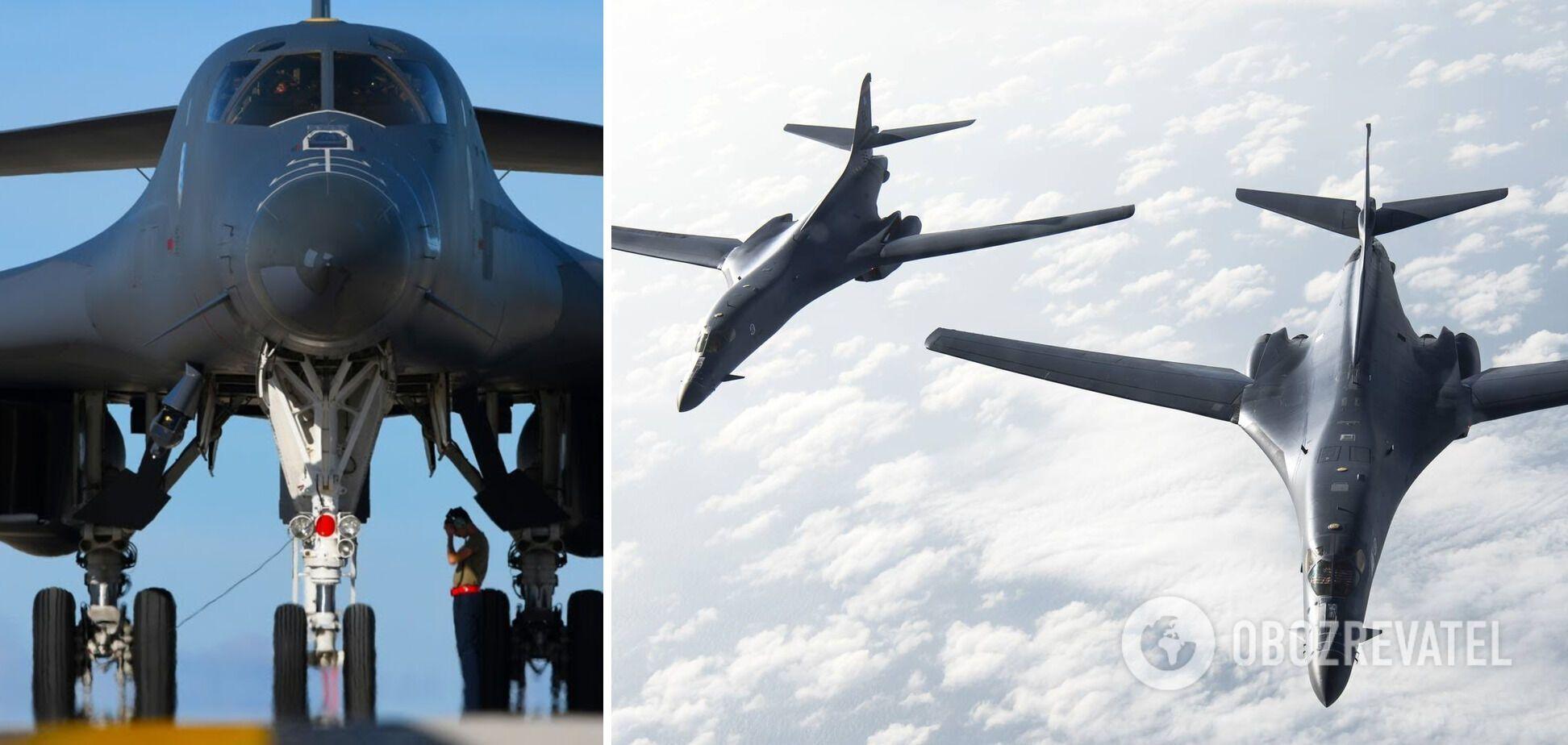 B-1B Lancer ВПС США