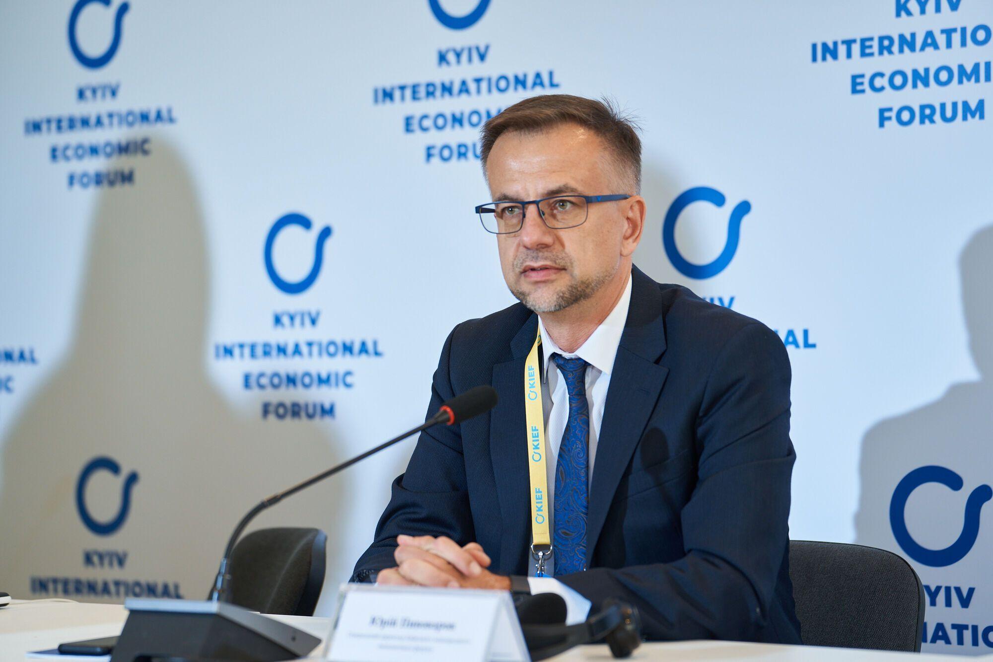 Генеральный директор Форума Юрий Пивоваров