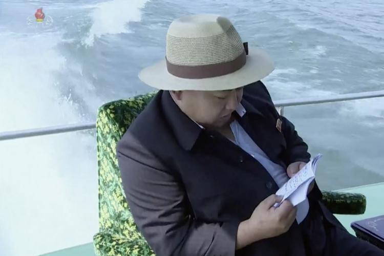 Ким работал над дизайном туристического курорта на севере страны
