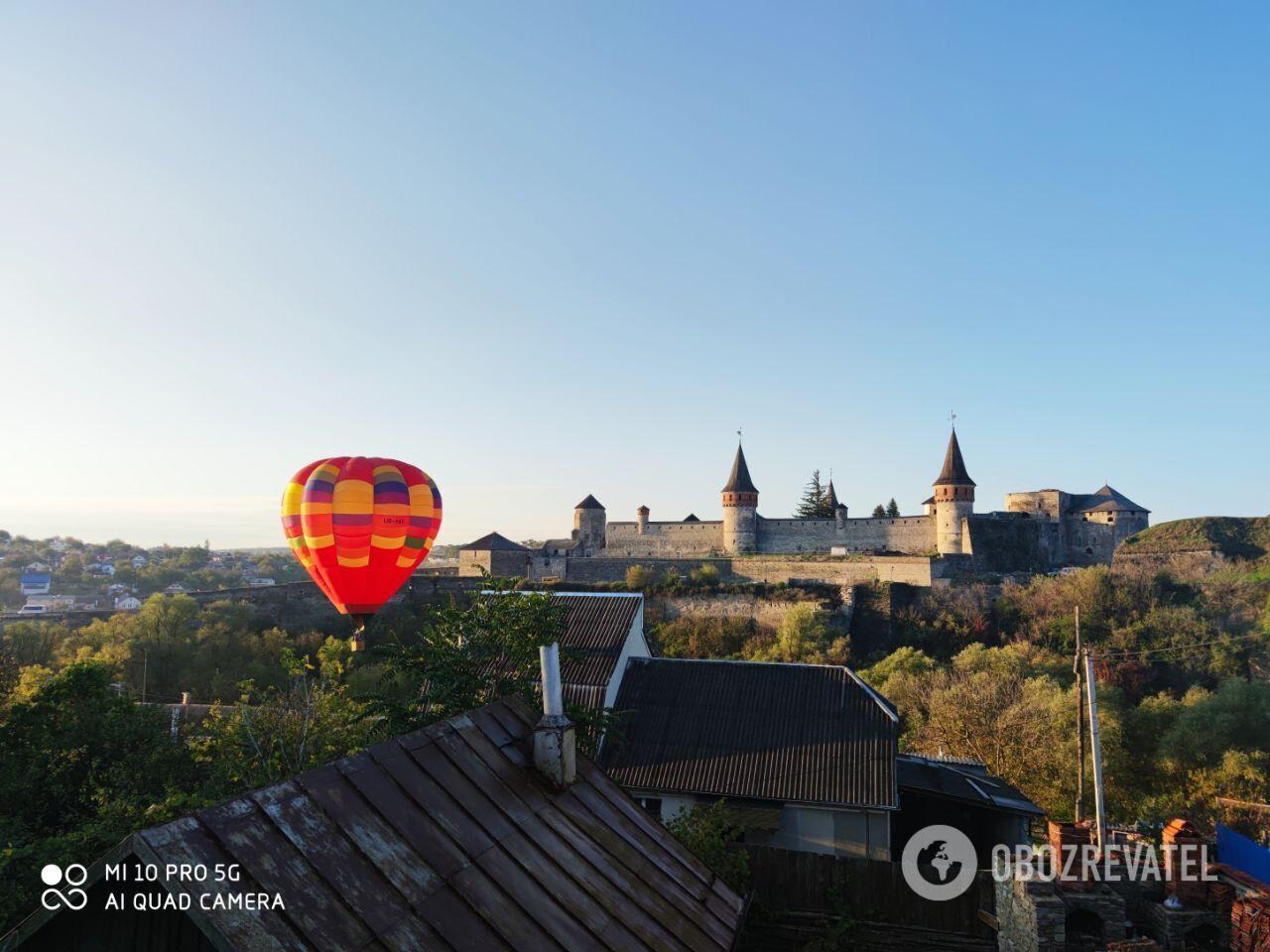 """""""Маст хевом"""" всех туристов является Каменец-Подольская крепость."""