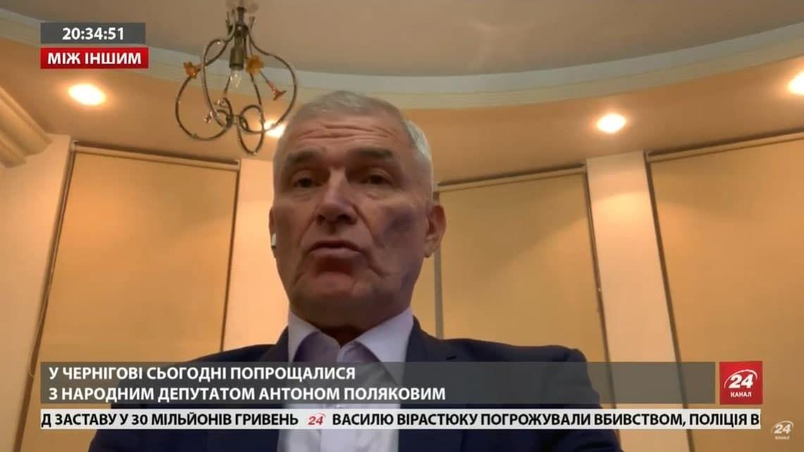 Валерий Кур предположил, что Поляков принимал метадон самостоятельно
