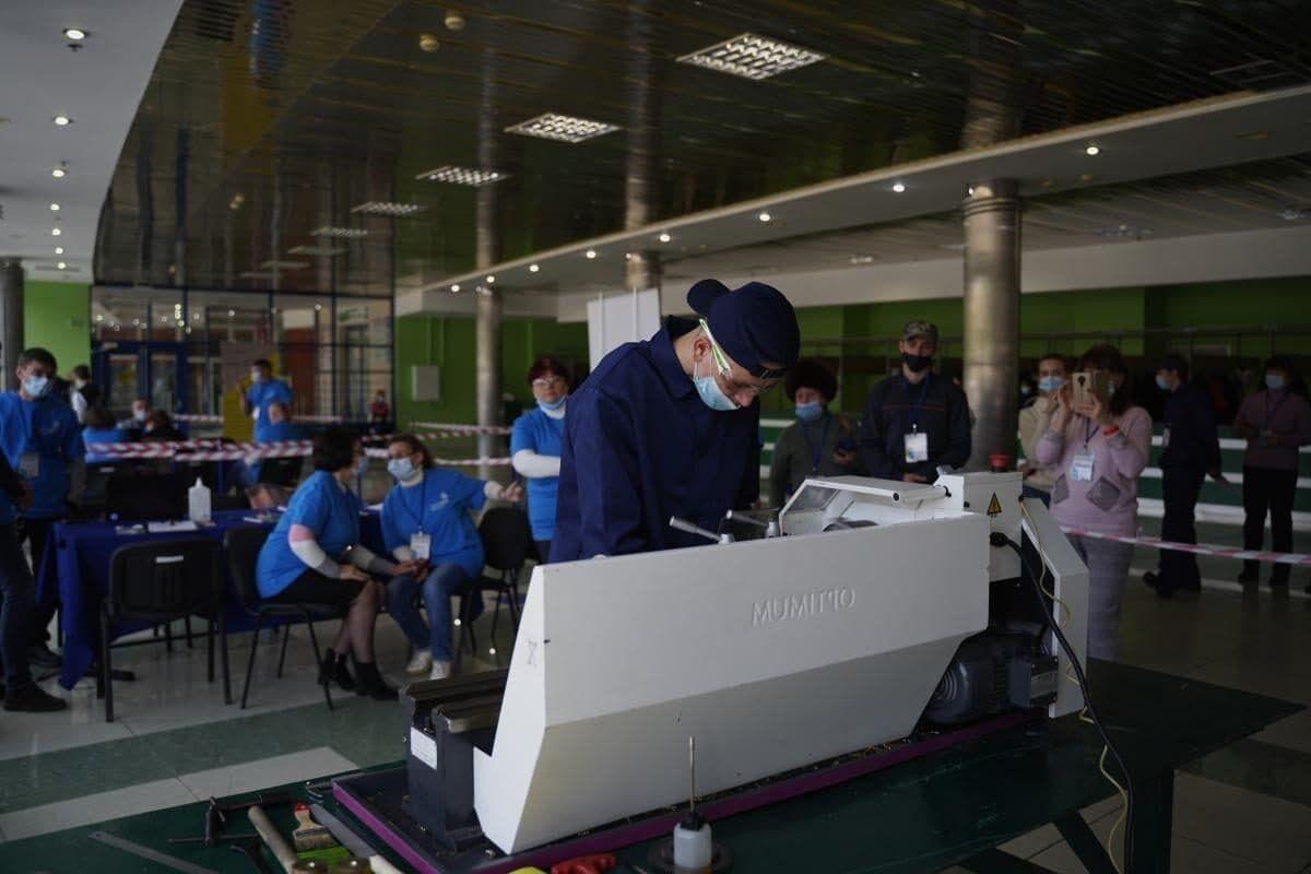 Конкурс рабочих профессий WorldSkills Ukraine