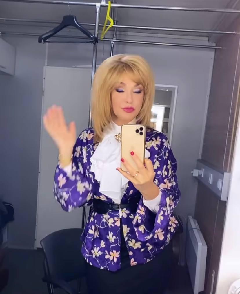 Ольга Сумская в образе Тамары Павловны