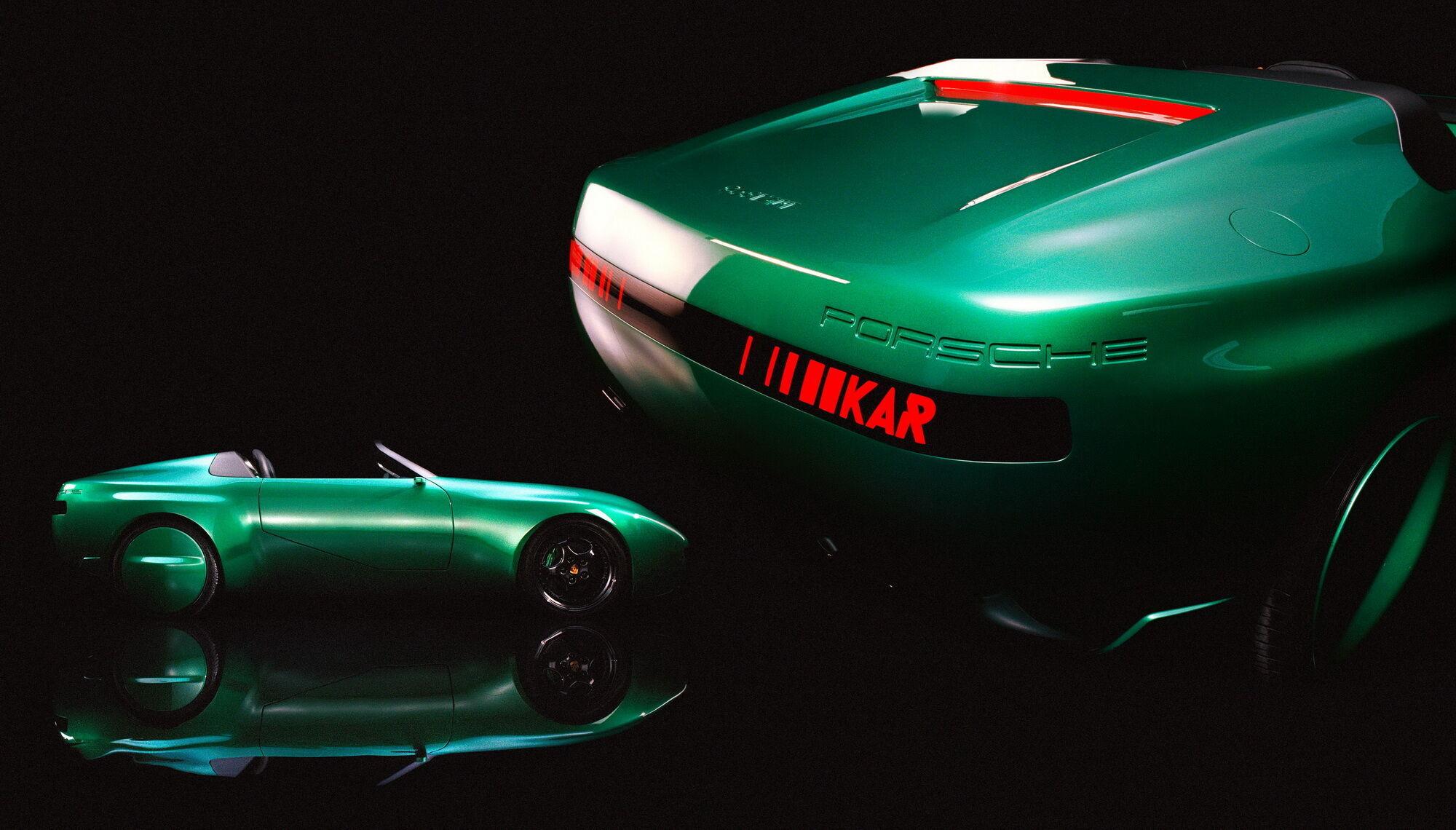 """Среди оригинальных решений – """"именные"""" задние фонари, выполненные в стиле солнцезащитных очков L'Art De L'Automobile"""