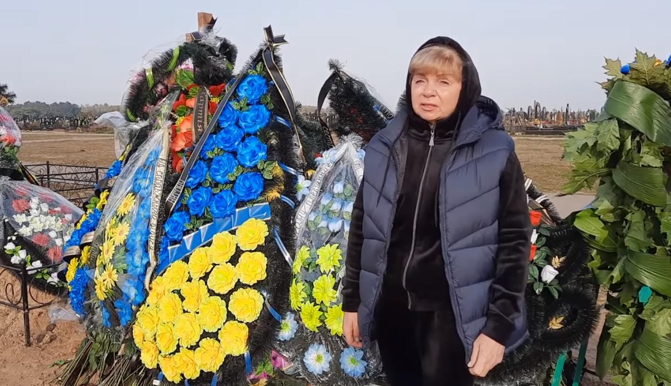 Мать народного депутата Антона Полякова