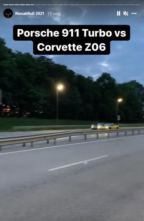 Ночные гонки на 17-м километре