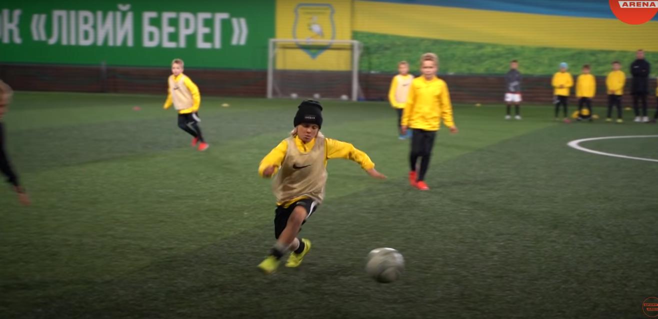 Как выглядит сын Александра Усика: появилось видео с тренировки