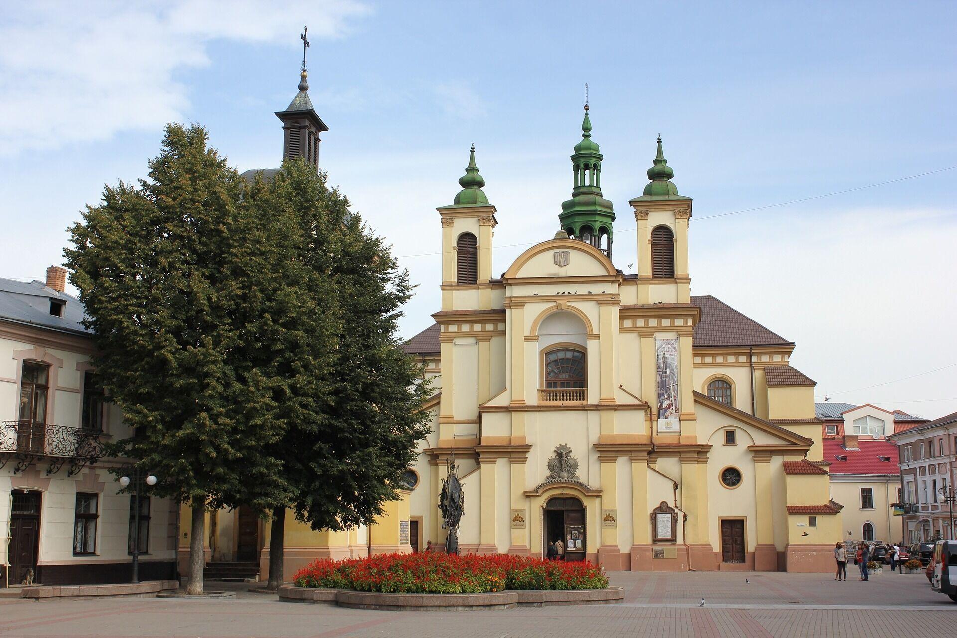 Ивано-Франковск славится романтической атмосферой.