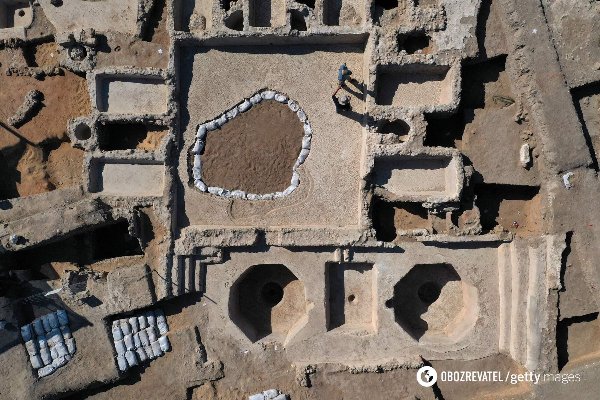 На территории найденного винного комплекса создадут археологический парк.