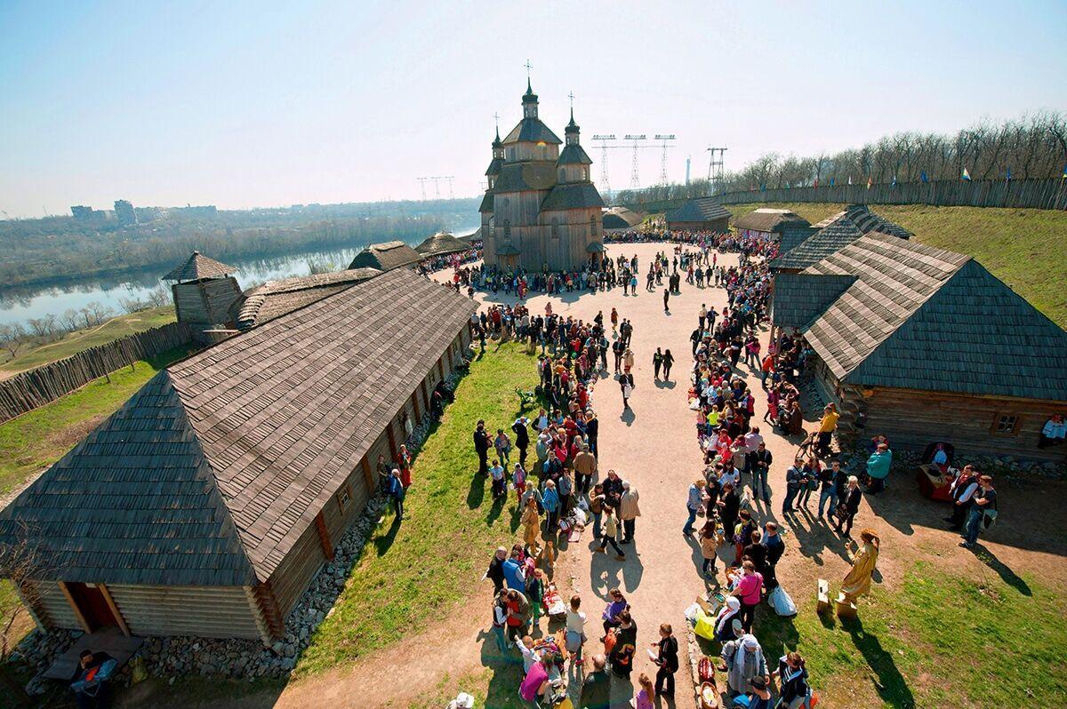 День украинского казачества отмечается с 1999 года