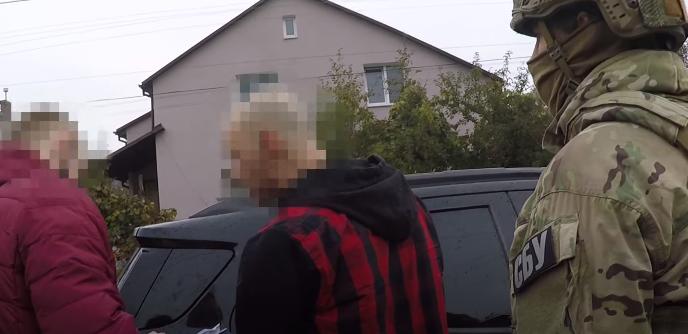 Злоумышленника арестовали
