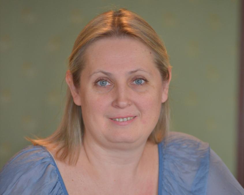 Татьяна Чумаченко.