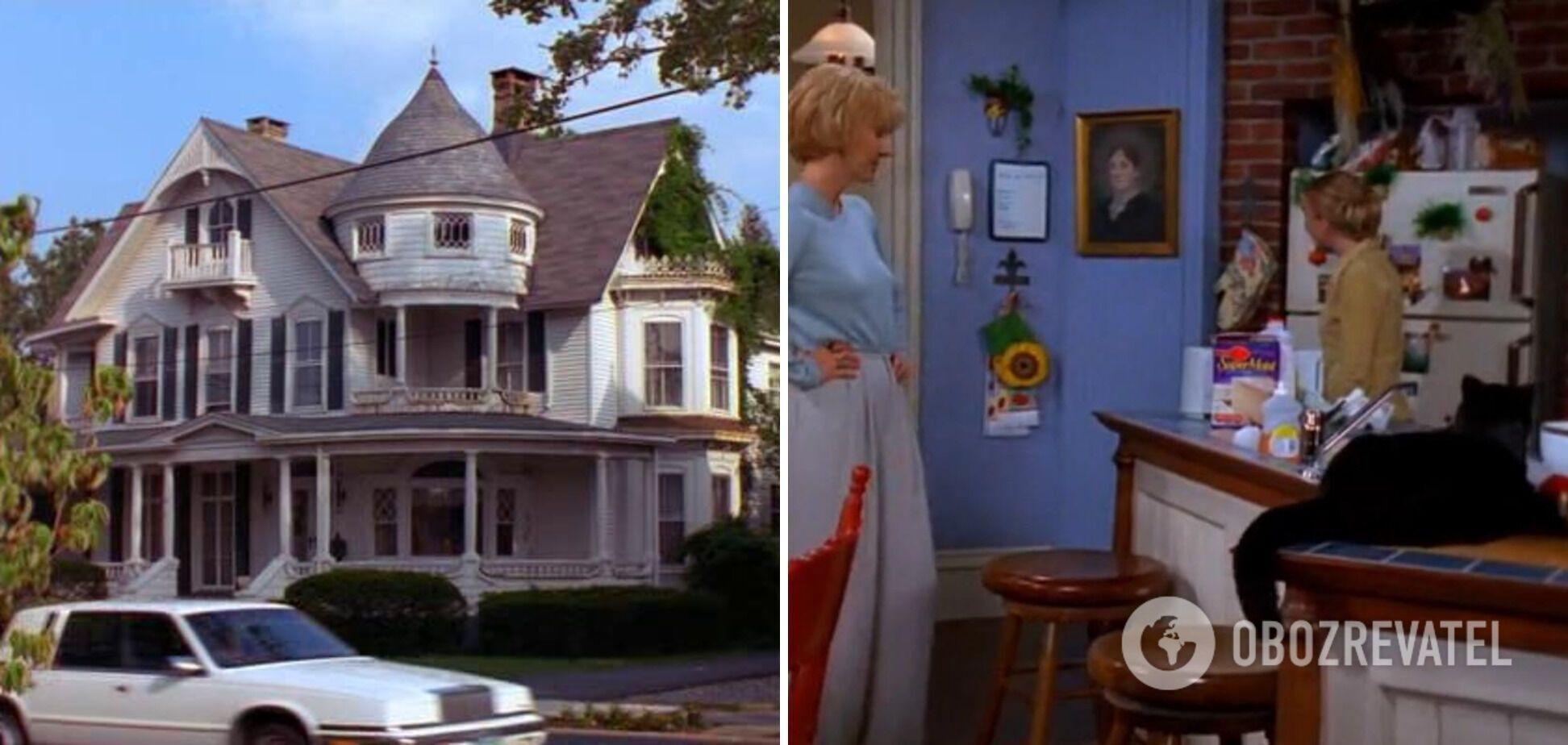 Будинок Сабріни в серіалі