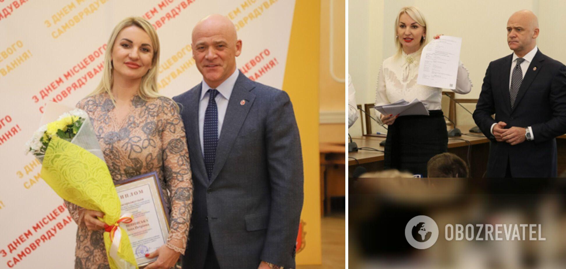 Инна Поповская и Геннадий Труханов фигурируют в деле о незаконном завладении землей города Одесса